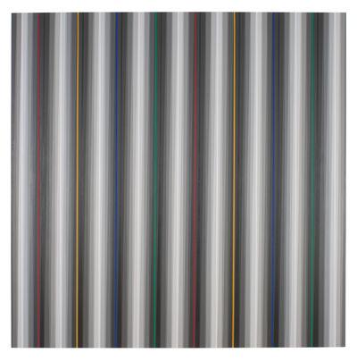 Gabriele Evertz, 'Eight Grays + RYBG (After-Glow)', 2012
