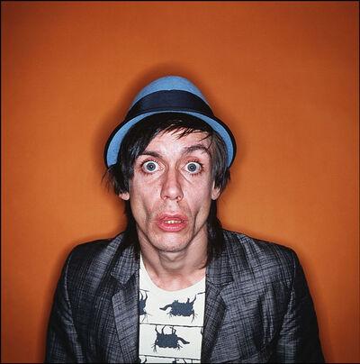 Allan Tannenbaum, 'Iggy Pop Ringflash', 1979
