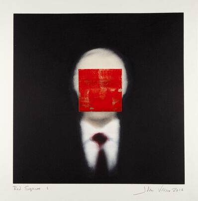 John Keane, 'Red Square 1', 2016