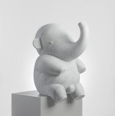 Brett Murray, 'White Elephant', 2018
