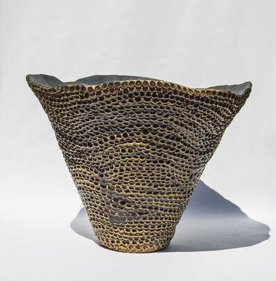 Kim Ross, 'Cone Coil Vase', 2019