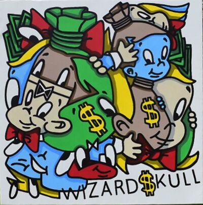 Wizard Skull, 'Wizard$kull ', 2018