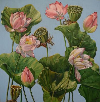 Catherine Kirkwood, 'Lotus Lyrics II', 2017