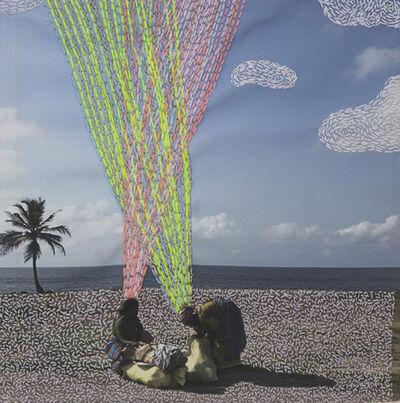 Joana Choumali, 'Untitled, Series ca va aller', 2018