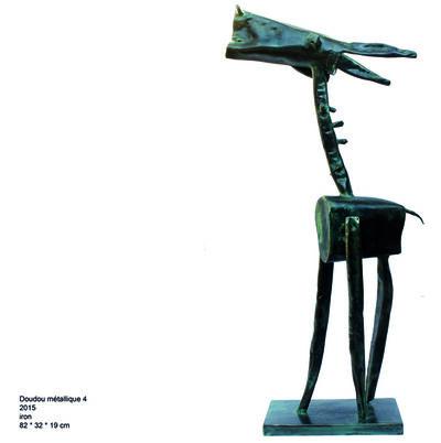 Alaa Abou SHAHEEN, 'Metal Doll', 2015