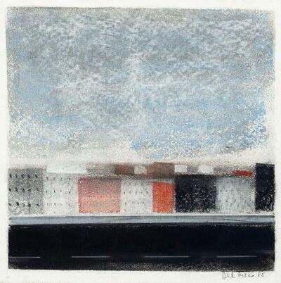 Ottaviano Del Turco, 'Landscape ', 1986