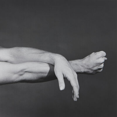 Robert Mapplethorpe, 'NYC Contemporary Ballet', 1980-printed 2010
