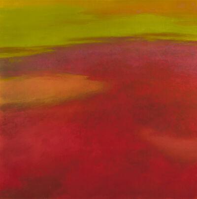 Richard Mayhew, 'Crescendo', 2008