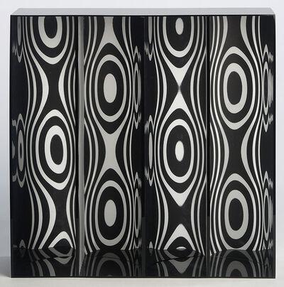 Julio Le Parc, 'Ondes par deplacement du spectateur', 1965-2012