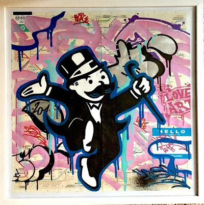 FAT, 'Mr Monopoly 3', 2017