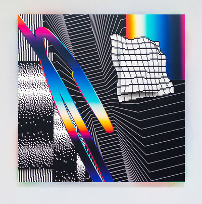 Felipe Pantone, 'RESPONSIVE iFRAME 4', 2016
