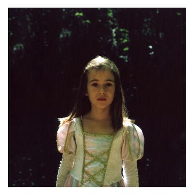 Cristina Fontsare, 'Gabriela at Seven - Contemporary, Polaroid, Photograph, Figurative, Childhood, 21st Century', 2015