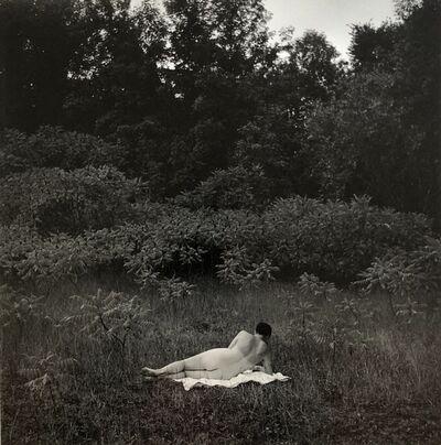 Harry Callahan, 'Eleanor, Port Huron + Callahan', 1954