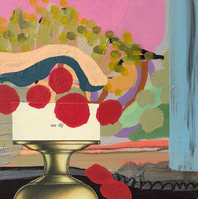 Elizabeth Stern, 'bounty red', 2017