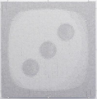 Evariste Richer, 'Le Démultiplié (III)', 2020