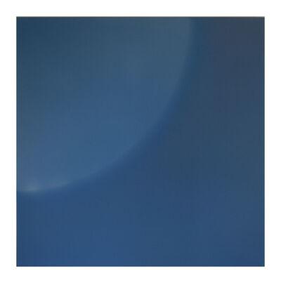 Lisa Bartleson, 'Volume No. 4 Prussian Blue Circle', 2020
