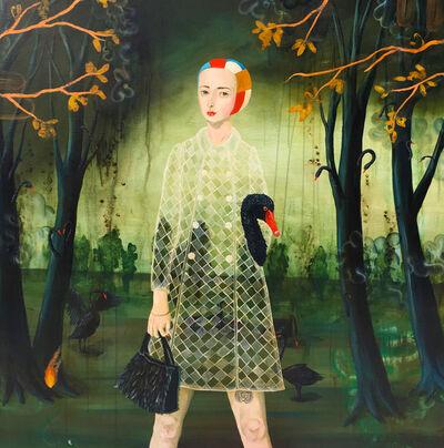 Anne Siems, 'Black Swan', 2019