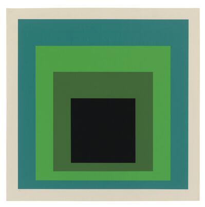 Josef Albers, '»DR-b«', 1968