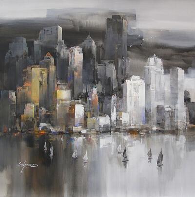 Wilfred Lang, 'NY Sail', 2019