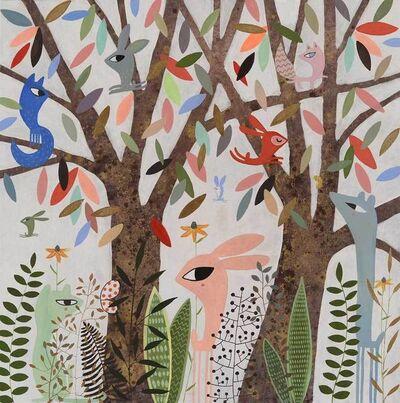Vanessa Linares, 'Bosc de guspirus', ca. 2017