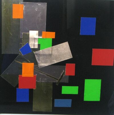 Paul van Hoeydonck, 'Composition', 1957