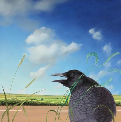 Karl Hartman, 'Uncommon Crow', 2008