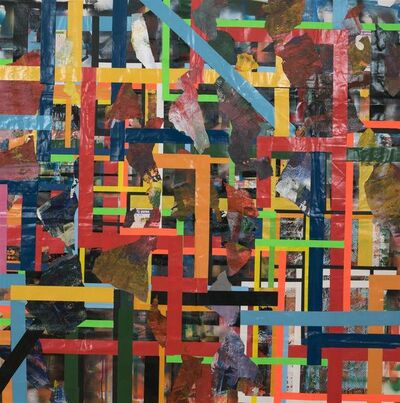 Marcela Gontijo, 'Untitled 8', 2016