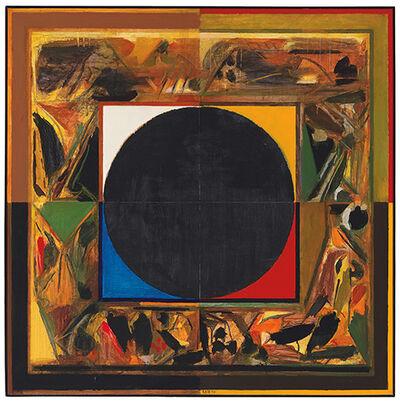 S. H. Raza, 'Untitled (Bindu)', 1980