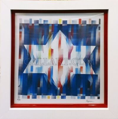 Yaacov Agam, 'STAR OF HOPE', UNKNOWN