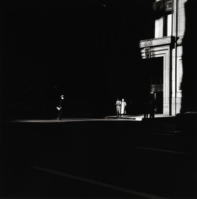 "Ray K. Metzker, '58 AT-""6"", Chicago-Loop', 1958"