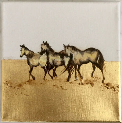 Anastasia Gklava, 'Strolling Around - Horse', 2020