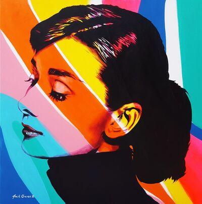 Jack Graves III, 'Audrey Hepburn Icon VIII', 2021