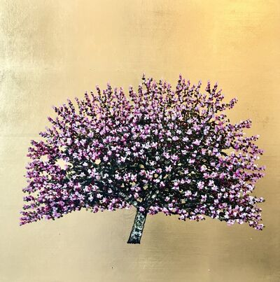 Jack Frame, 'Falling Cherry Blossom', 2019