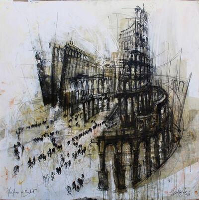 Gustavo Diaz Sosa, 'Huérfanos de Babel', 2016