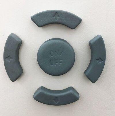 Luis Miguel Suro, 'On / Off, de la Serie Pull the Button', 2000
