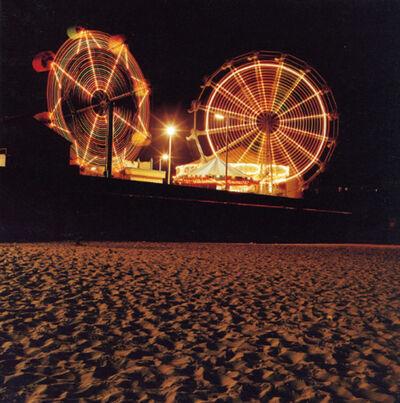 Jeff Brouws, 'Boardwalk and Sand, Santa Cruz, CA', 1994