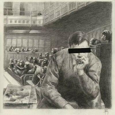 Mason Storm, 'Self Portrait', 2021