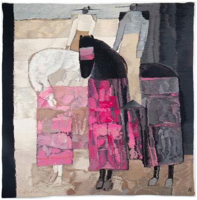 Bernard Cathelin, 'Entrance of Picadors', circa 1986