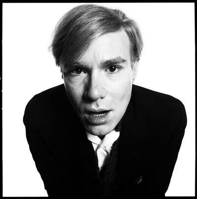 David Bailey, 'Andy Warhol', 1965