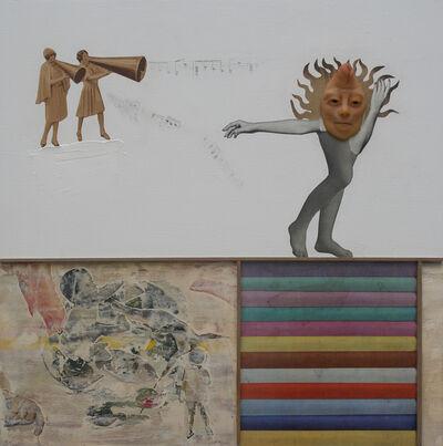 Luis Quintero, 'Funambulismos', 2015