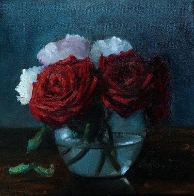 James Zamora, 'Roses', 2018