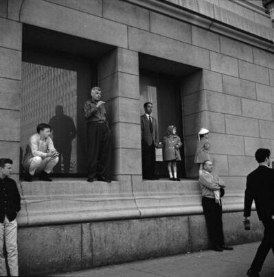 Vivian Maier, 'Waiting For Bus (VM1965W01489_1)', 1965