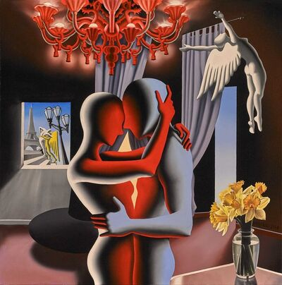 Mark Kostabi, 'Eternal Radiance', 2018