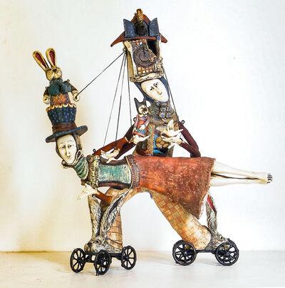 Robin & John Gumaelius, 'Tricky Balancing Act', 2018
