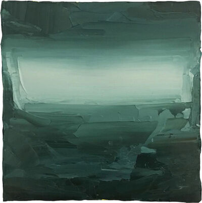 Jake Aikman, 'Portal (blue)', 2018