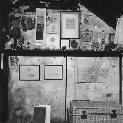 Robert Rauschenberg, 'Untitled (Fulton Street Studio [I])', ca. 1953