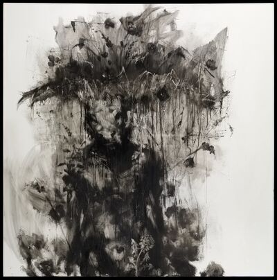 Antony Micallef, 'Minotaur with Fauna'