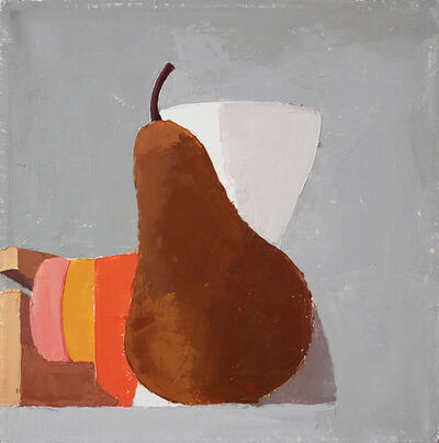 Sydney Licht, 'Still Life with Pear and Vase', 2015