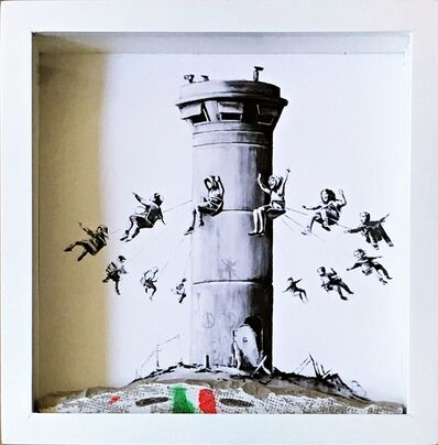 Banksy, 'Walled Off Hotel Boxed Set Assemblage (Sold)', 2017
