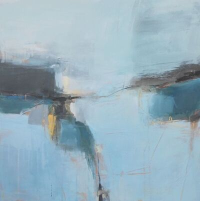 Boo Mallinson, 'Bathed in Blue', 2019